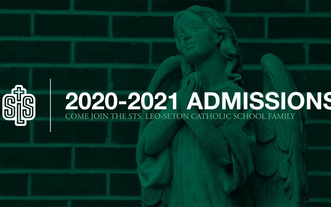 2020-2021 ADMISSIONS: JOIN OUR FAMILY